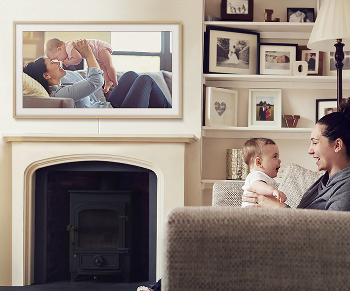 Frame your memories.