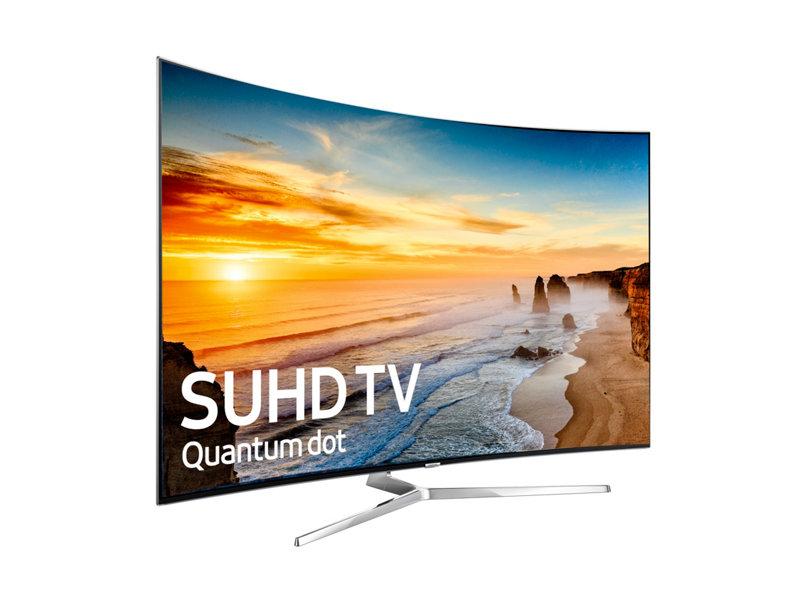 55 class ks9500 curved 4k suhd tv tvs un55ks9500fxza. Black Bedroom Furniture Sets. Home Design Ideas