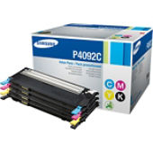 CMYK Toner Value Pack -  Blk 1 x 1,500, CMY 1 each x 1,000 page yield