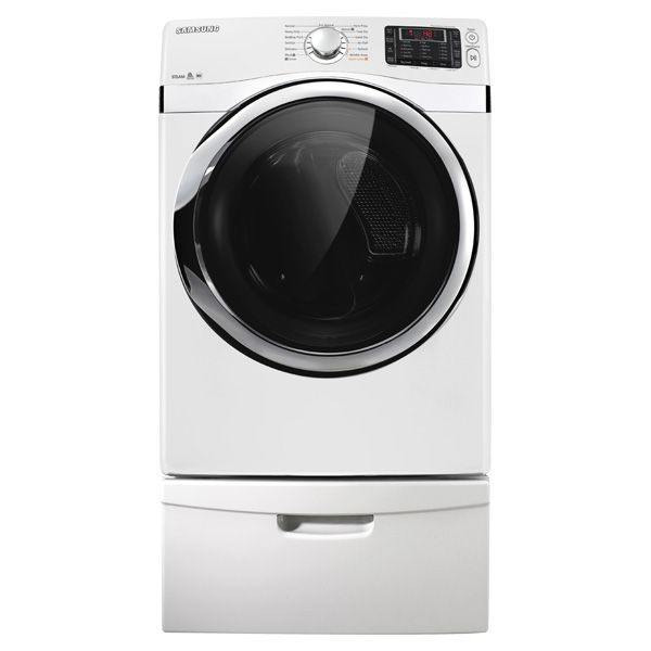 DV455E 7.5 cu. ft. Electric Steam Dryer