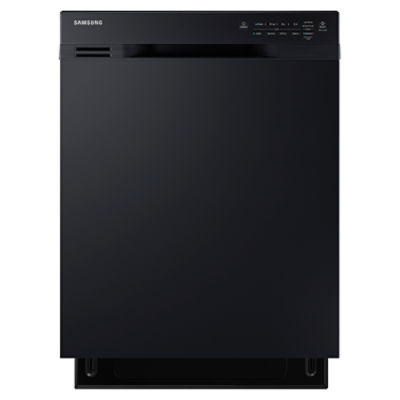 Front control dishwasher with stainless steel interior - Dishwasher with stainless steel interior ...