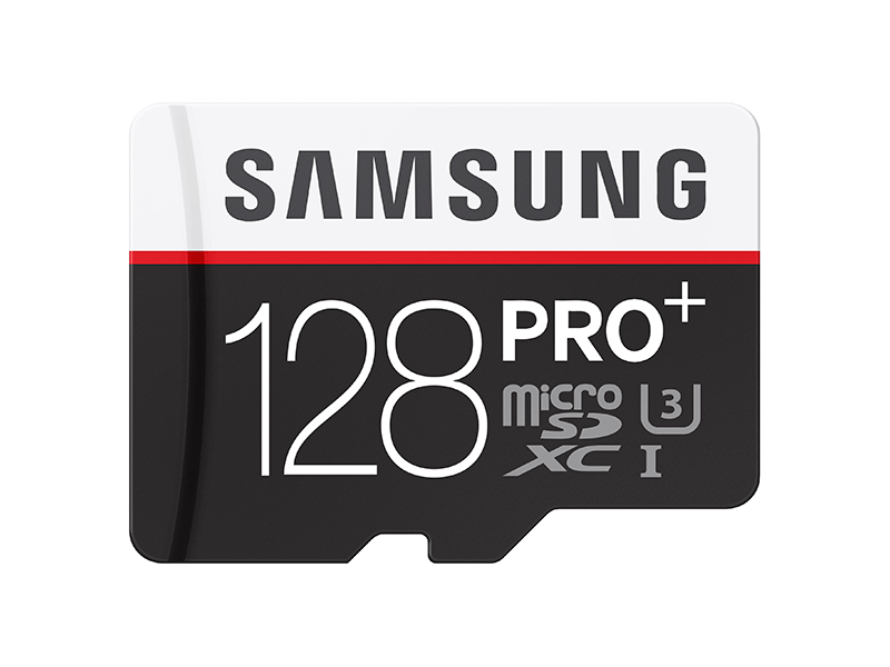 micro sd pro 128gb memory card w adapter memory. Black Bedroom Furniture Sets. Home Design Ideas