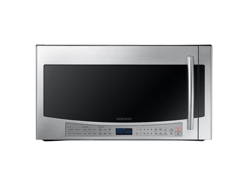 2.1 cu. ft. Over The Range Microwave with Sensor Cooking