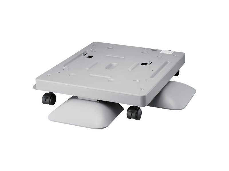 printer stand short stand with wheels