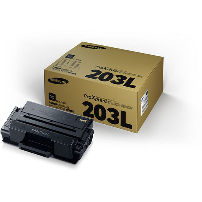 Black 5K Toner - Up to 5,000 Page Yield