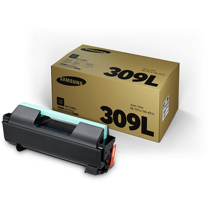Black High Toner - 30,000 Page Yield