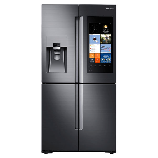 22 cu. ft. Counter Depth 4-Door Flex™ Refrigerator with Family Hub™