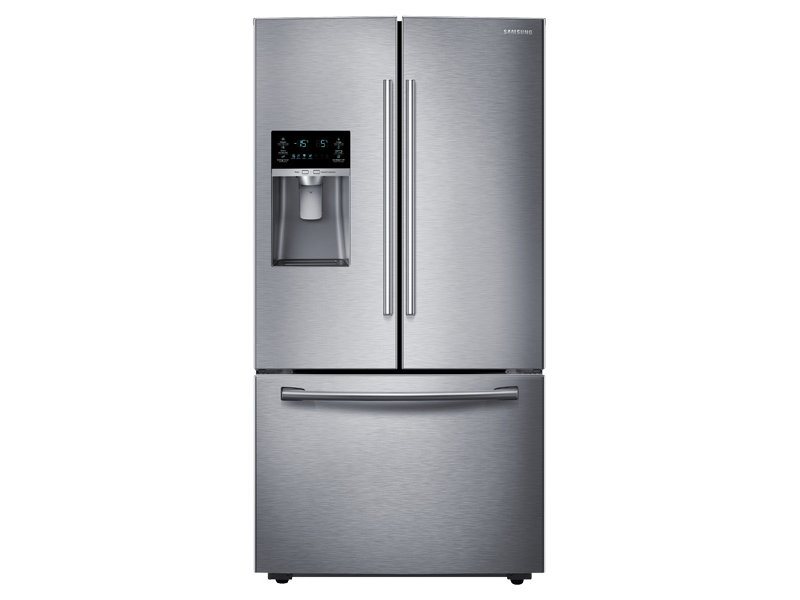 Exceptional Dimensions Of Samsung French Door Refrigerator Part - 8: French Door Refrigerator
