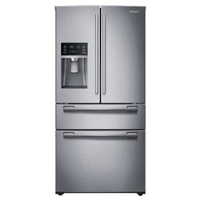 25 Cu Ft 4 Door French Door Refrigerator Refrigerators