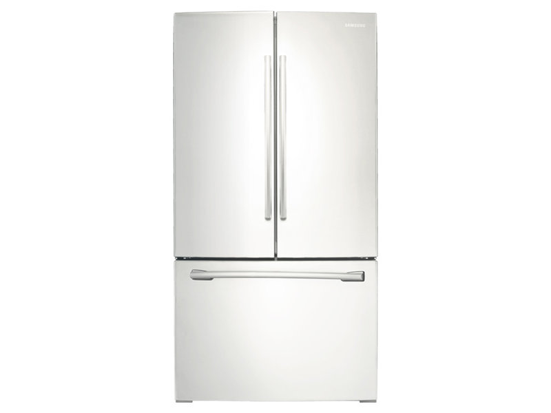 26 Cu Ft French Door Refrigerator With Internal Filtered