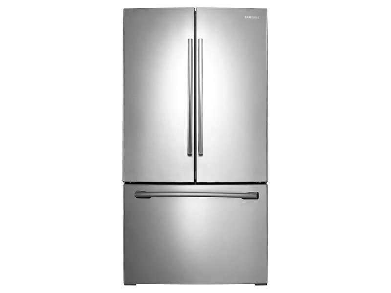 "Awesome Dimensions Of Samsung French Door Refrigerator Part - 5: French Door Refrigerator With Twin Cooling Plusâ""¢"