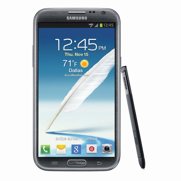 Galaxy Note II  (Verizon) 16GB Developer Edition