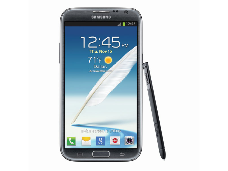 Galaxy Note II (AT&T) Phones