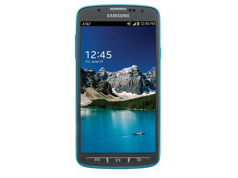 Galaxy S4 Active 16GB (AT&T) Phones - SGH-I537ZBAATT | Samsung US