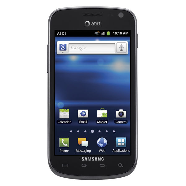 Galaxy Exhilarate 4GB (AT&T)
