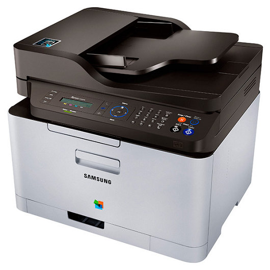 Color Multifunction Xpress C460FW