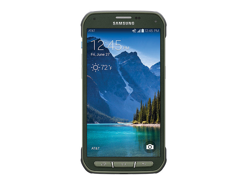 Galaxy S5 Active 16GB (AT&T) Phones - SM-G870ADGEATT ...