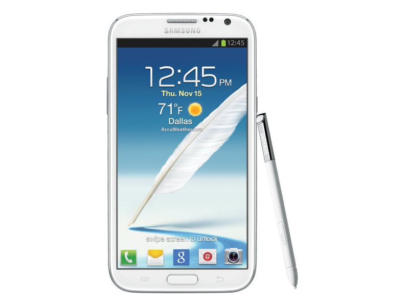 Galaxy Note II (Sprint) Phones - SPH-L900ZWASPR | Samsung US