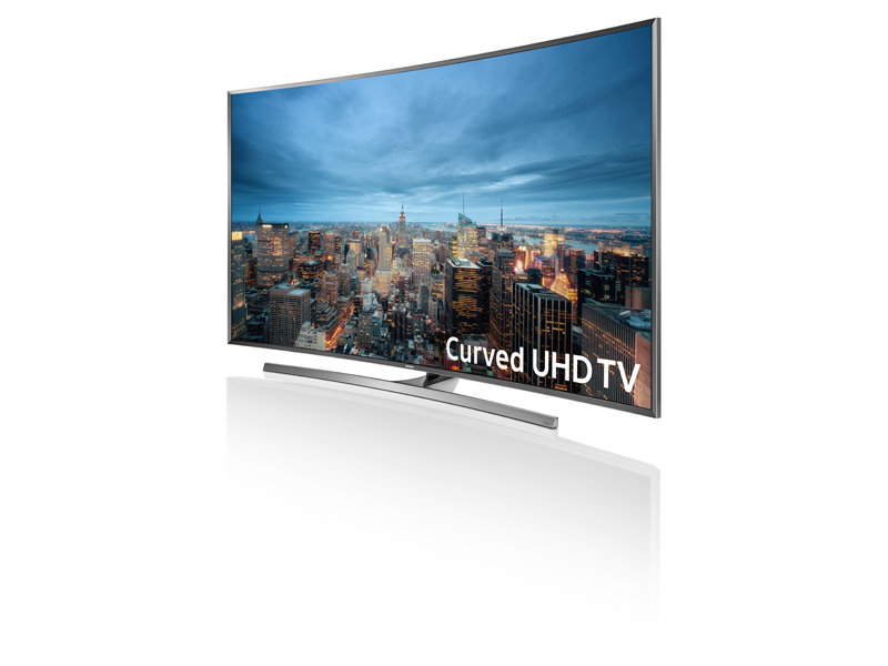 48 class ju7500 curved 4k uhd smart tv tvs un48ju7500fxza samsung us. Black Bedroom Furniture Sets. Home Design Ideas