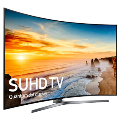 "65"" Class KS9800 9-Series Curved 4K SUHD TV (2016 Model)"