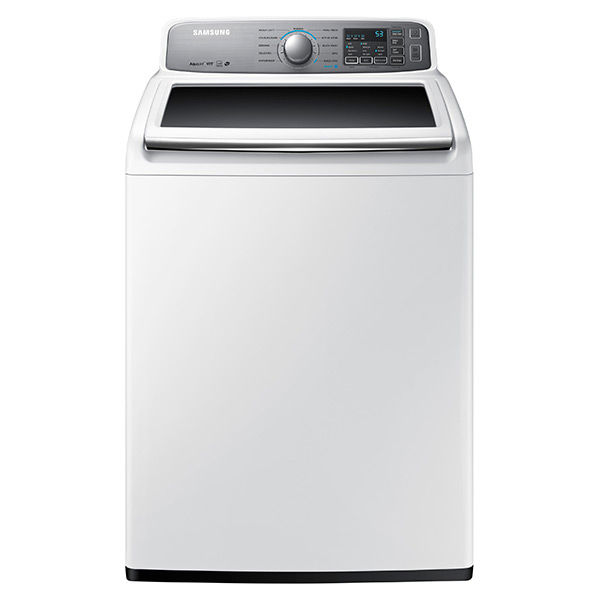 WA7400 4.8 cu. ft. Top Load Washer with AquaJet reg