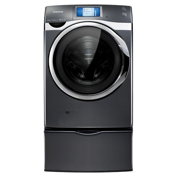 WF457A 4.5 cu. ft. Touch Screen LCD Front-Load Washer