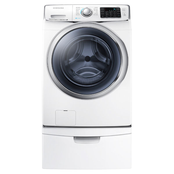 WF6300 4.5 cu. ft. Front Load Washer with SuperSpeed