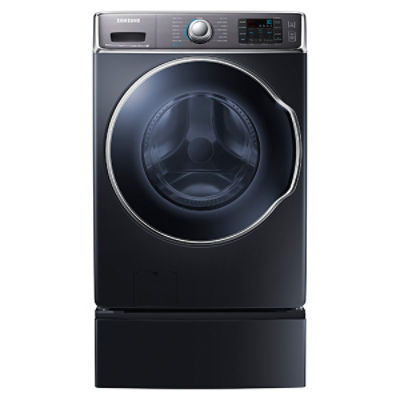 wf9100 5 6 cu ft front load washer with superspeed washers wf56h9100ag a2 samsung us. Black Bedroom Furniture Sets. Home Design Ideas