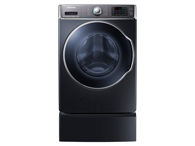 WF9100 5.6 cu. ft. Front Load Washer with SuperSpeed - best washer