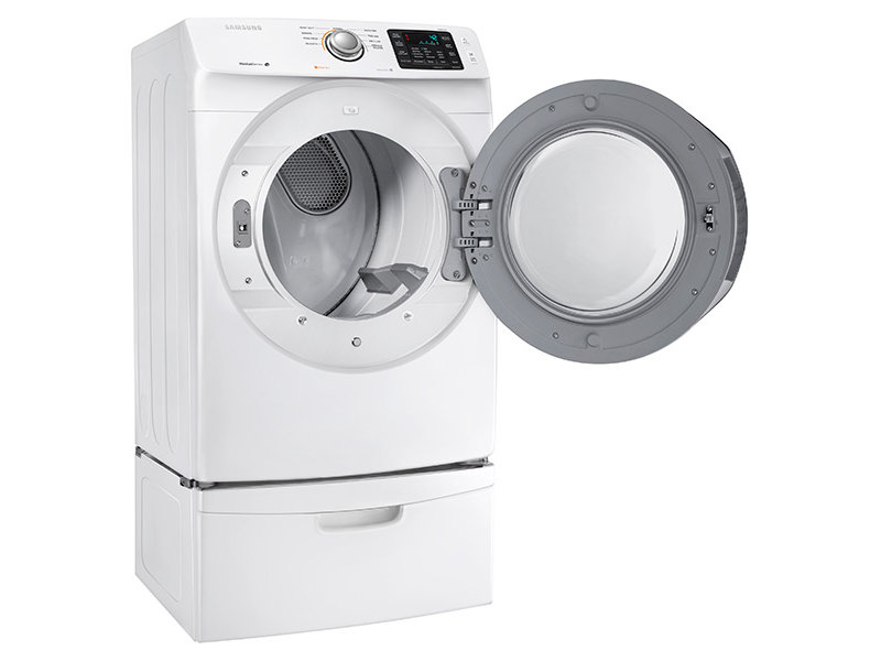 Washer And Dryer Clipart dv5000 7.5 cu. ft. electric dryer dryers - dv42h5000ew/a3 | samsung us