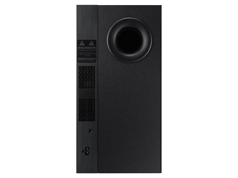 hw k450 soundbar w wireless subwoofer home theater hw. Black Bedroom Furniture Sets. Home Design Ideas