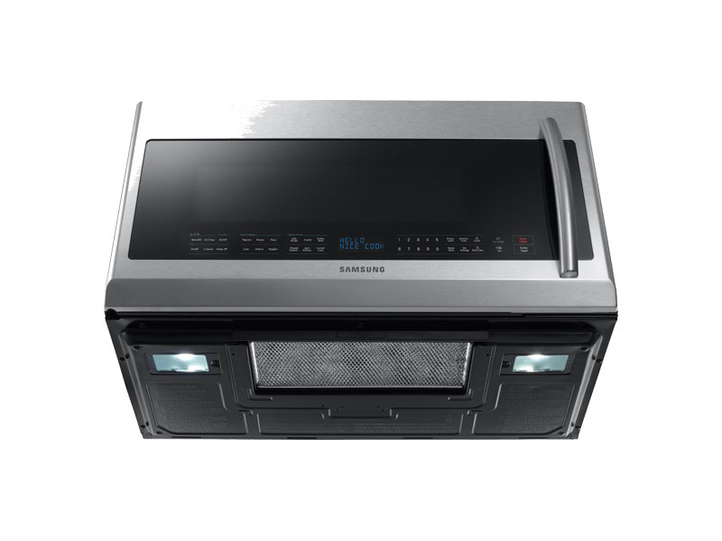 2 1 Cu Ft Over The Range Microwave