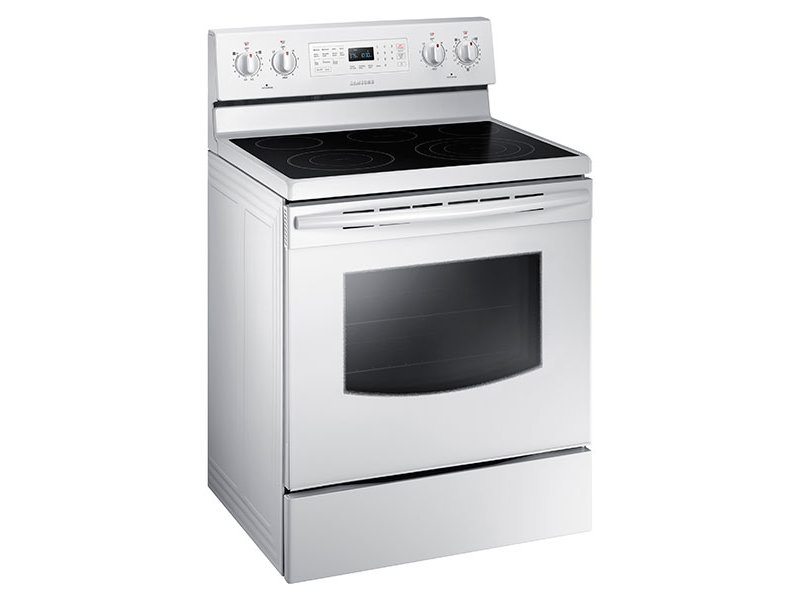 Cu Ft Electric Range With True Convection Ranges