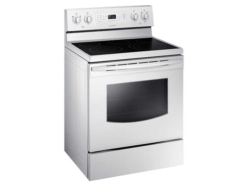 5.9 cu. ft. Electric Range with True Convection Ranges ...