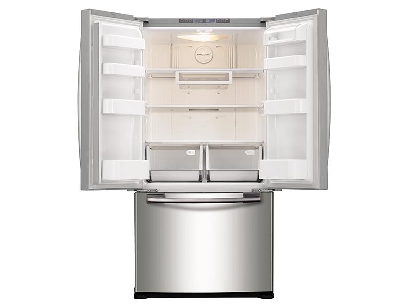 20 Cu Ft French Door Refrigerator Refrigerators