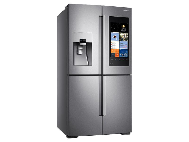 Samsung classic design 4 door fridge