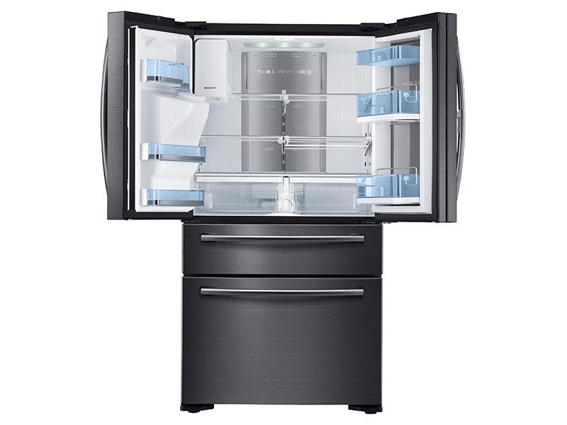 counter depth 4door french door food showcase - Counter Depth
