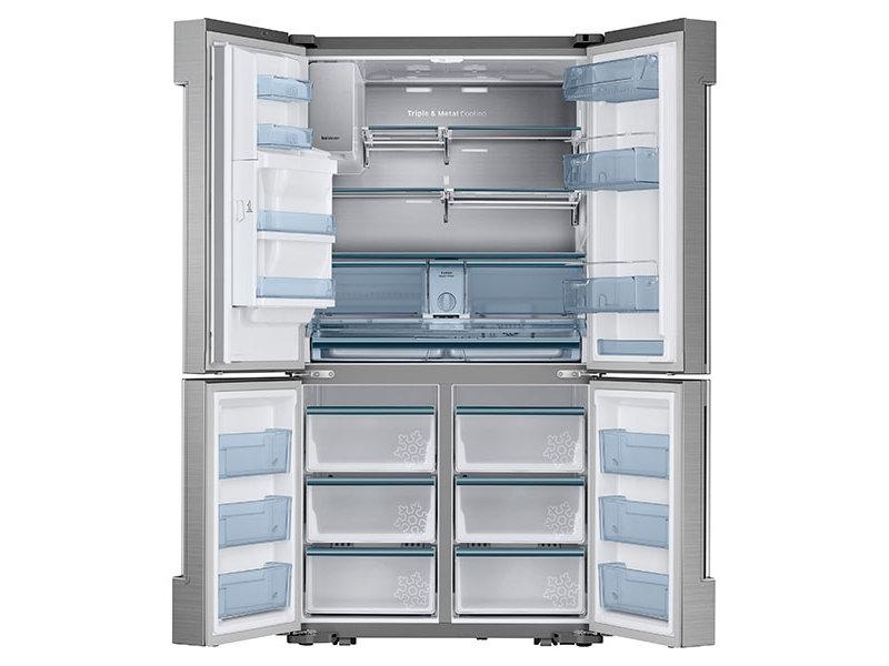 24 Cu Ft Counter Depth 4 Door Flex Chef Collection