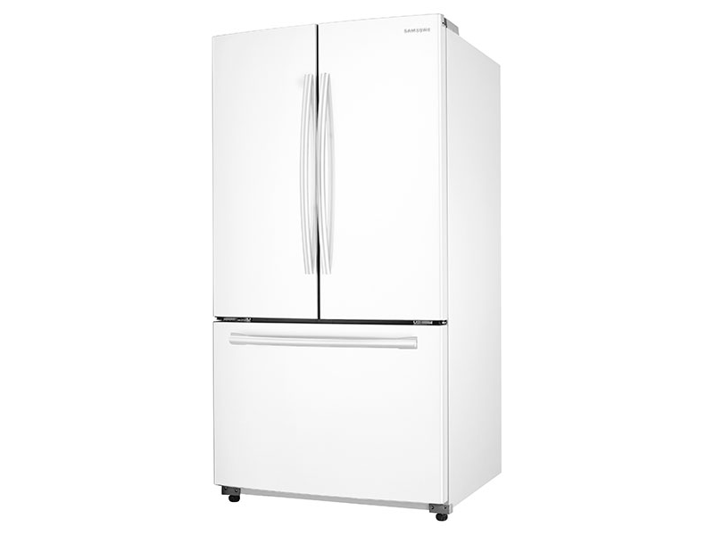 26 Cu Ft French Door Refrigerator With Twin Cooling Plus
