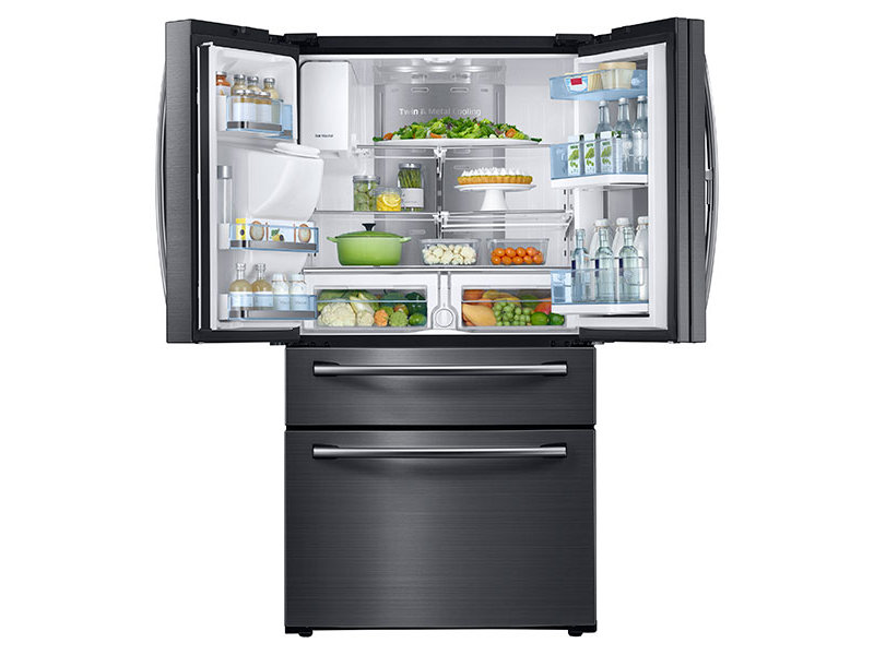 28 cu. ft. 4-Door French Door Food Showcase Refrigerator ...