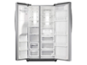 Thumbnail image of 24.5 cu. ft. Side-By-Side Refrigerator with CoolSelect Zone™