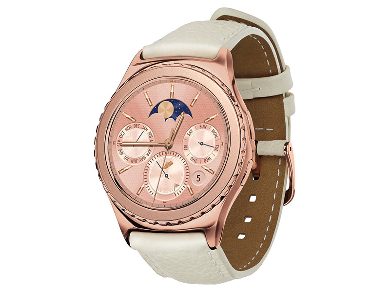 Gear S2 classic Rose Wearables