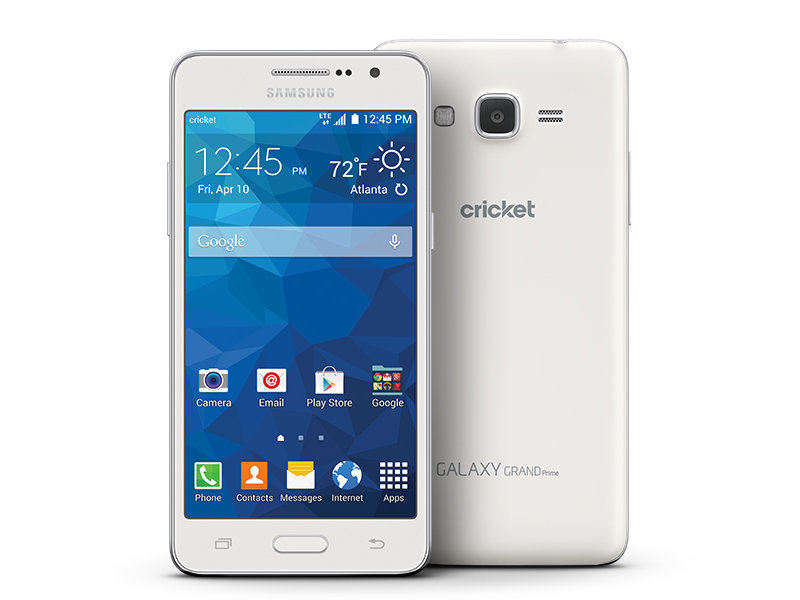 Galaxy Grand Prime (Cricket) Phones