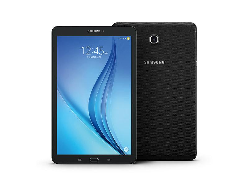 galaxy tab e 9 6 16gb wi fi tablets sm t560nzkuxar samsung us. Black Bedroom Furniture Sets. Home Design Ideas