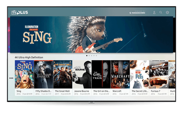 how to make netflix optimized screen on samsung smart tv