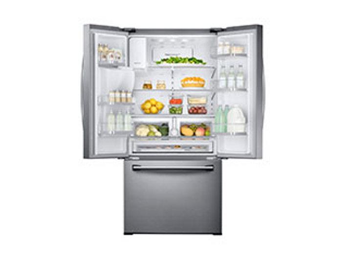 Ferraris Appliance 26 Cu Ft 3 Door French Door Refrigerator