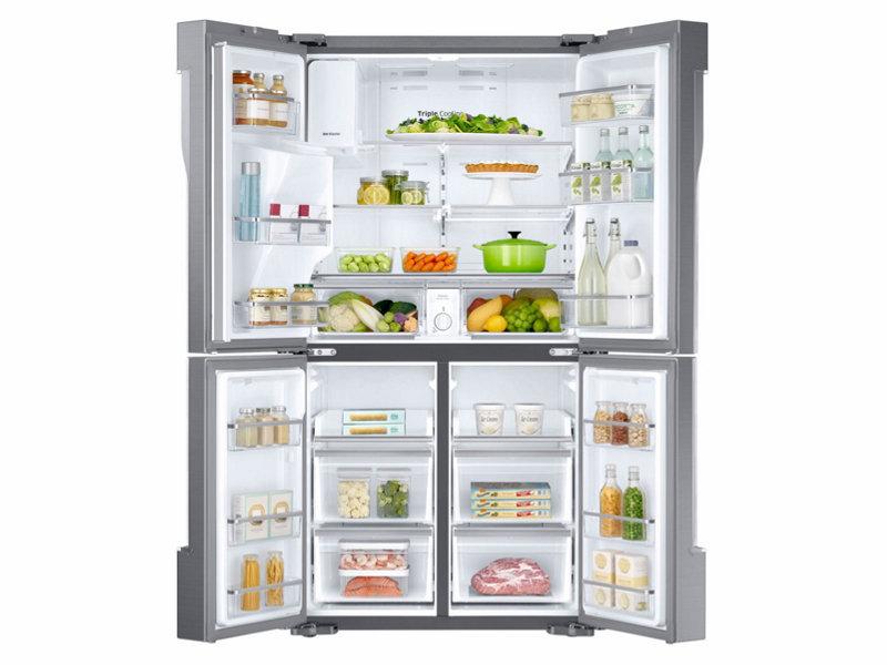 28 Cu. Ft. 4 Door Flex™ Refrigerator With FlexZone™