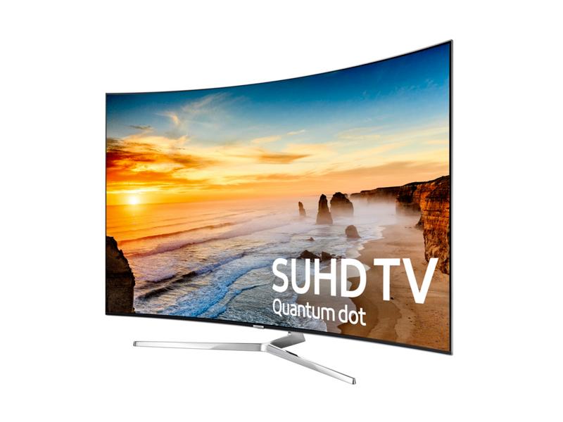 "78"" Class KS9500 9-Series Curved 4K SUHD TV (2016 Model ..."