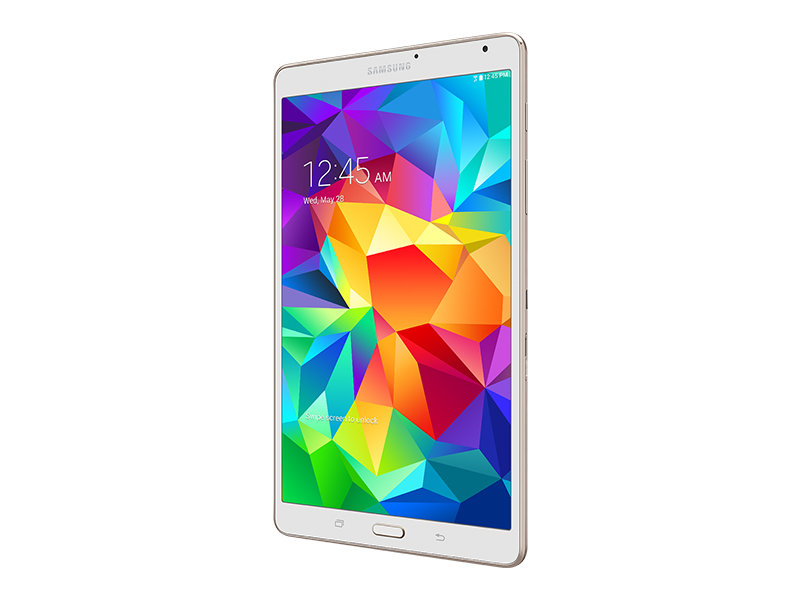 samsung galaxy tab s 8 4 16gb wi fi certified. Black Bedroom Furniture Sets. Home Design Ideas