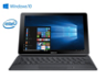 "Thumbnail image of Galaxy Book 10.6"" Windows Tablet (Wi-Fi) with S Pen & Keyboard, Silver"